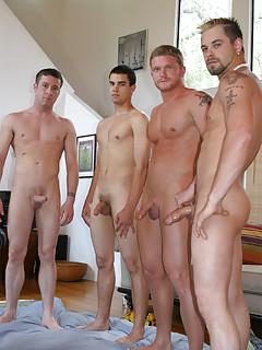 Gay Group Sex Porn