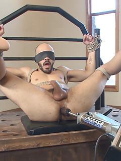 Gay Fucking Machine Porn