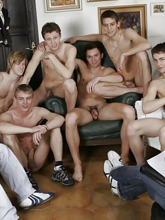 Gay Orgy Porn