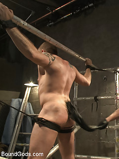 Gay Spanking Porn