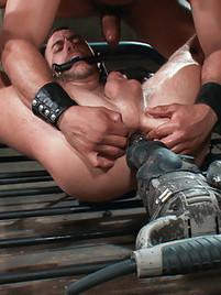 Gay sex machine porn